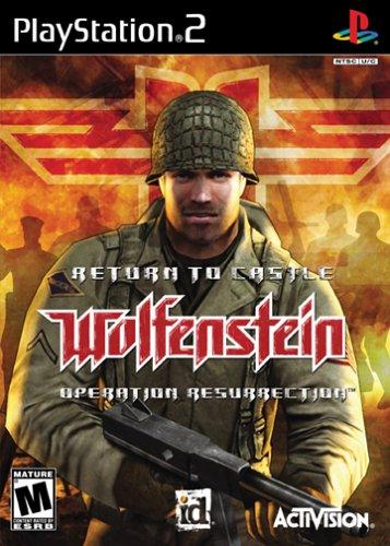 Return to Castle Wolfenstein Operation Resurrection Car211