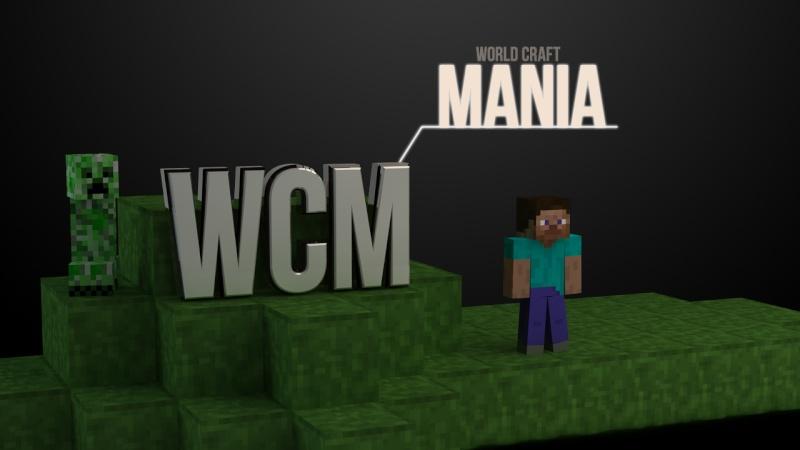 World Craft Mania Logo_f11