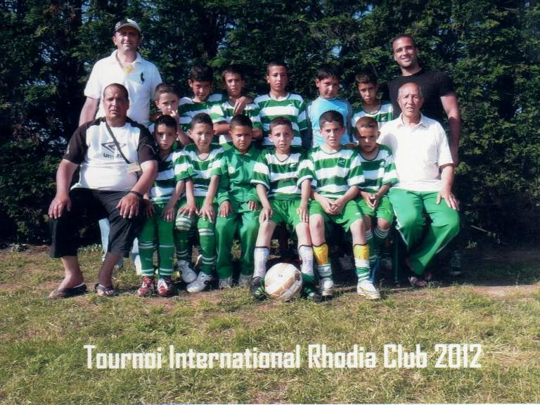 AS Ain M'lila : Les U 11 invités au tournoi international de Lyon 1710