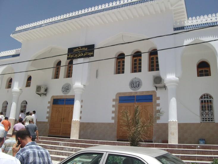 إفتتاح مسجد جديد بعين مليلة 411