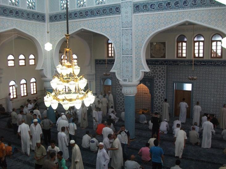 إفتتاح مسجد جديد بعين مليلة 511
