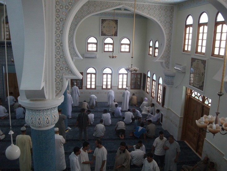 إفتتاح مسجد جديد بعين مليلة 710