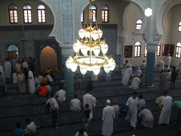إفتتاح مسجد جديد بعين مليلة 811