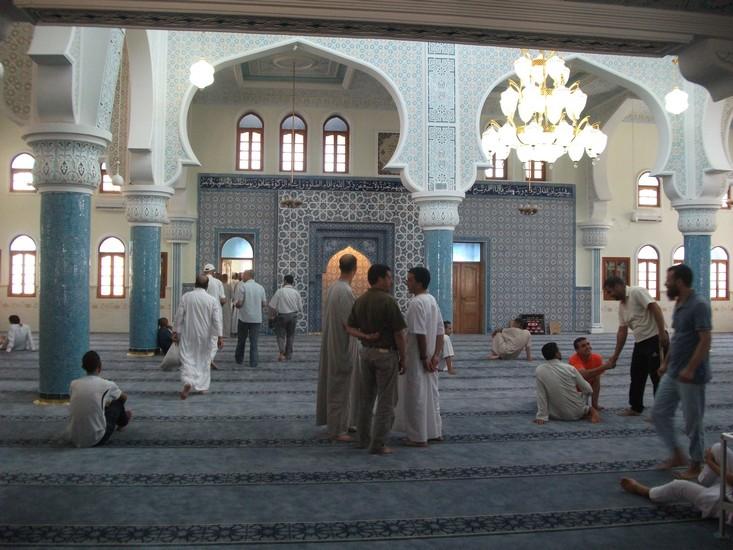 إفتتاح مسجد جديد بعين مليلة 910