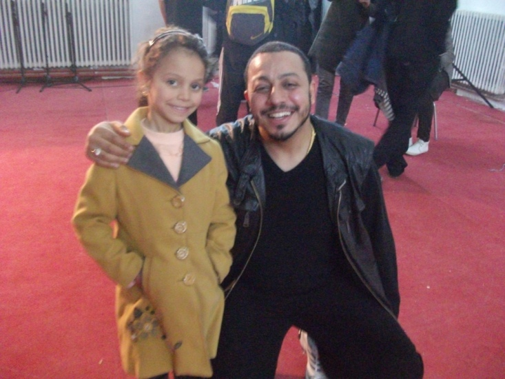 Mounir Aljazair:chanteur et compositeur M'lili en Egypte Mounir16