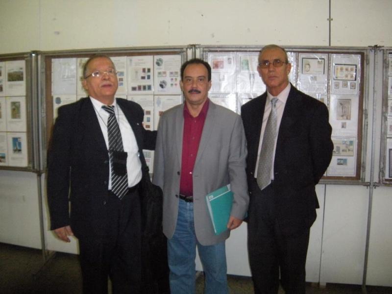 Deux Philatélistes M'lilis au 3ème Salon Philatélique de Sétif  Salim_10