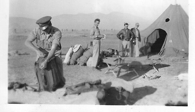 Ain M'lila en 1943 Tent_a10