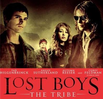 فيلم الرعب ومصاصين الدماء Lost Boys: The Tribe 2008 مترجم ديفيدى ريب على اكثر من سيرفر 111