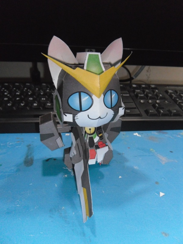 chat version Gundam Guncat10