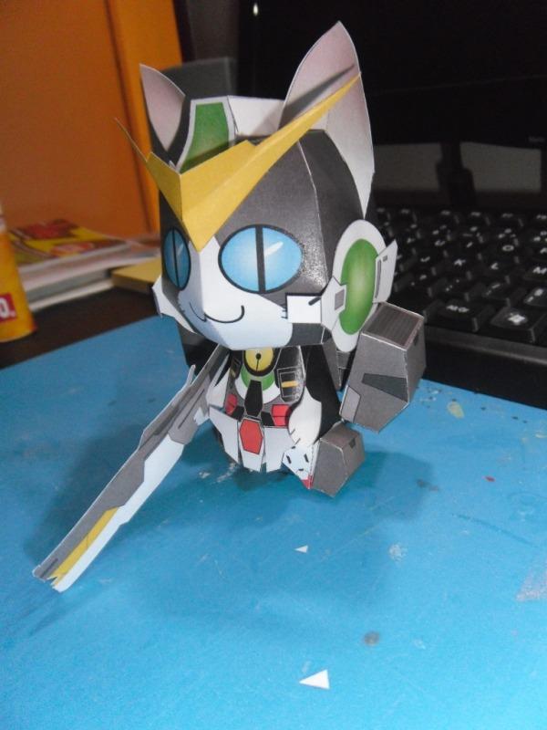 chat version Gundam Guncat11