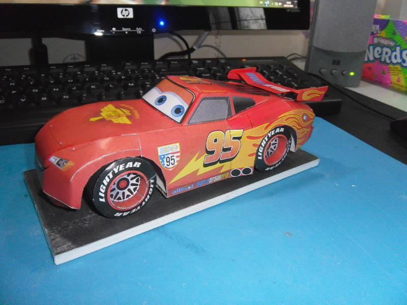 Flash MacQueen CARS 2 Mcquee10
