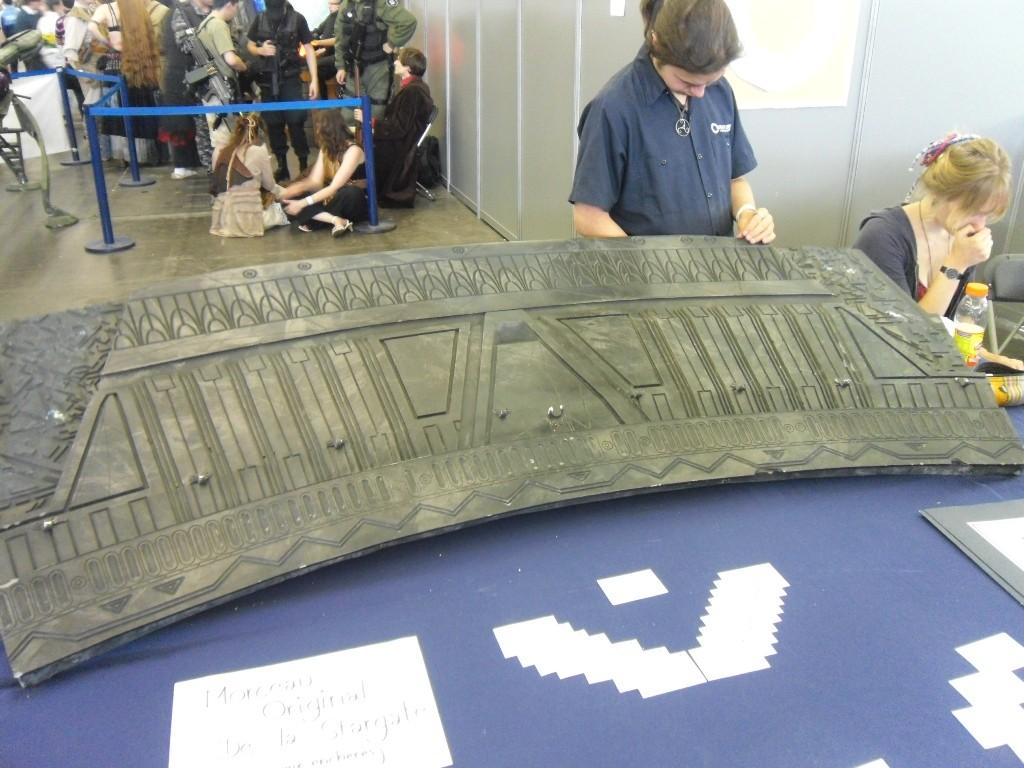 Stargate échelle 1 Sg10