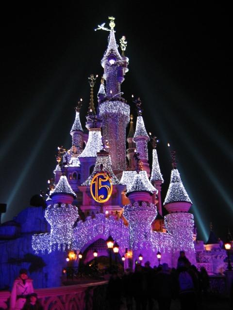 Le nostre foto notturne di Disneyland Paris - Pagina 3 Castel10