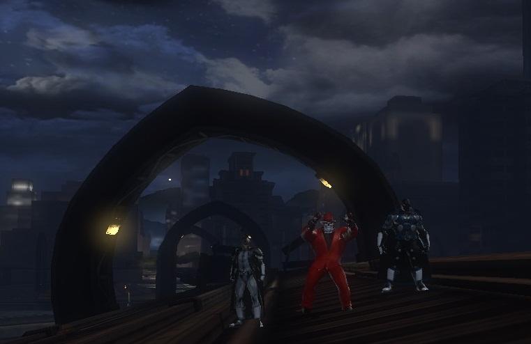 3 villanos Dc_uni11