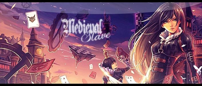 • Médiéval Slave • [NC-18]