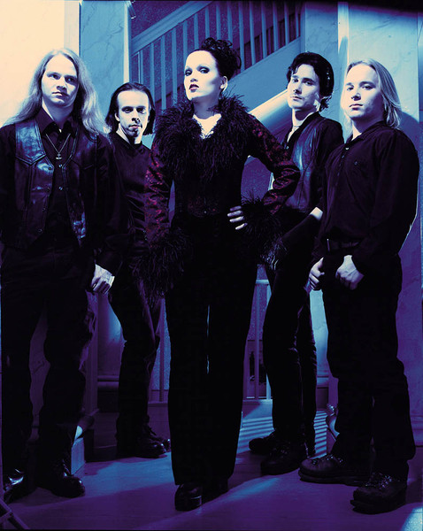 Фоты Nightwish Nightw15