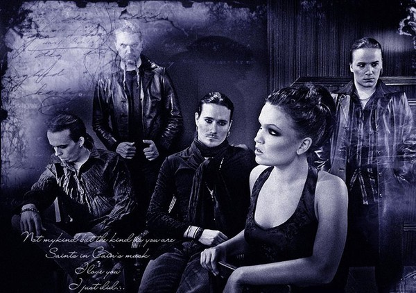 Фоты Nightwish Nightw16