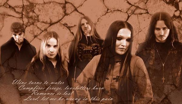 Фоты Nightwish Nightw17