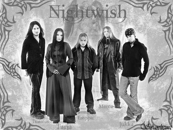 Фоты Nightwish Nightw19