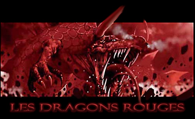 Les dragons rouges