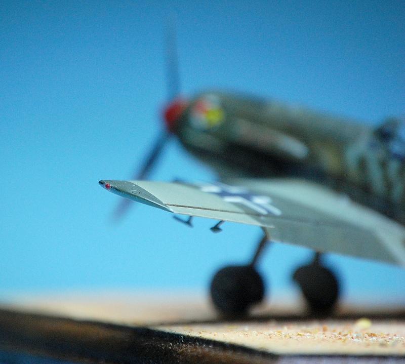 diorama   Messerschmitt Bf109 E-7 - le guépard - Airfix - 1/72 Armoir14