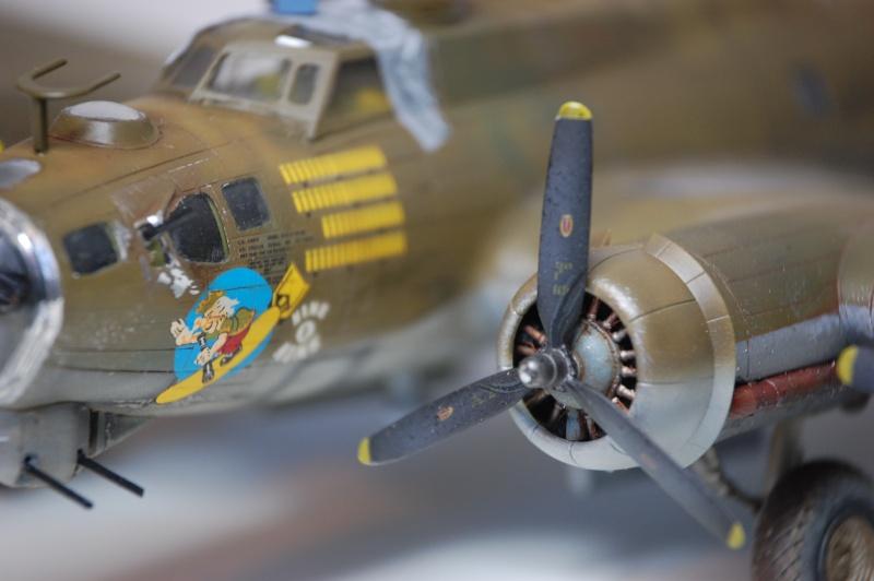 [Revell] - Boeing B-17G - Nine-o-nine - 1/72ème B-17_938
