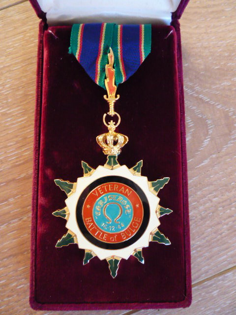 The Military Order Of The Ardennes, Grand Cross Of Homage. P1030745
