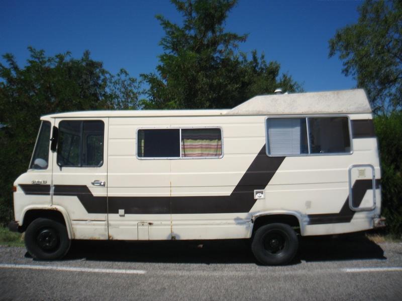 vends 406 d 20000km carte grise camping car Img_2019