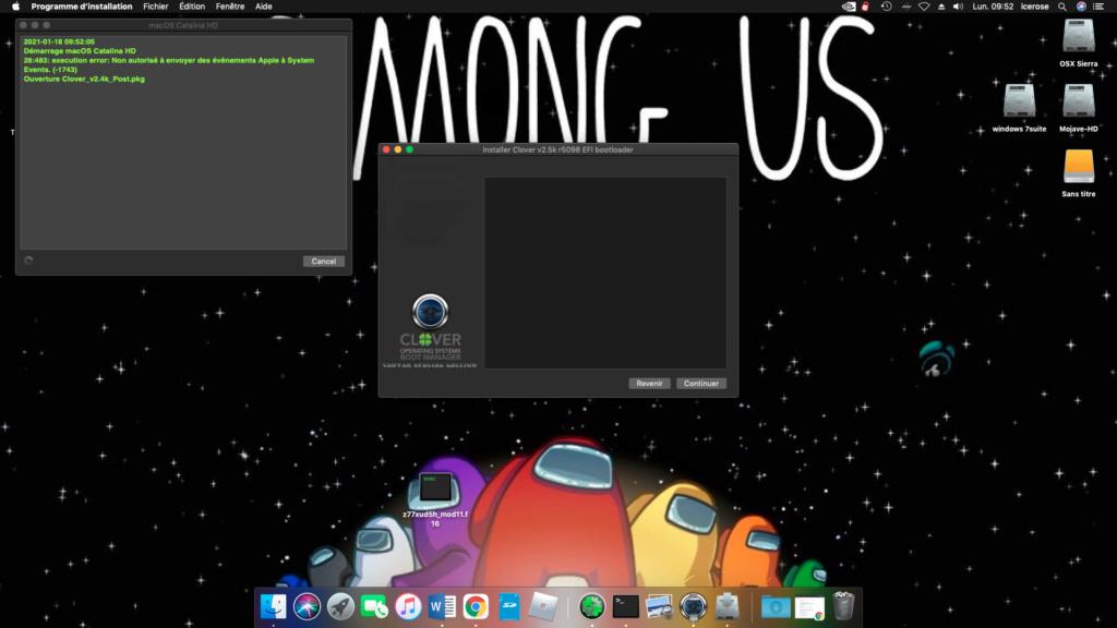 Probleme avec l installeur macOS Catalina hd app Captur10