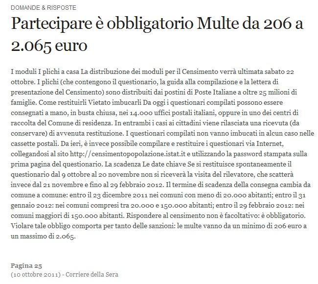 CENSIMENTO  2011 Istat_10