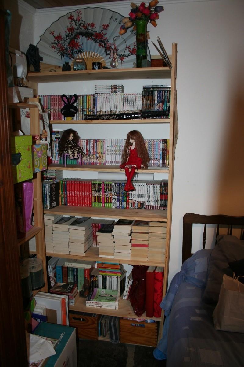 Photos - Et si on se montrait nos bibliothèques ? - Page 3 Img_5718