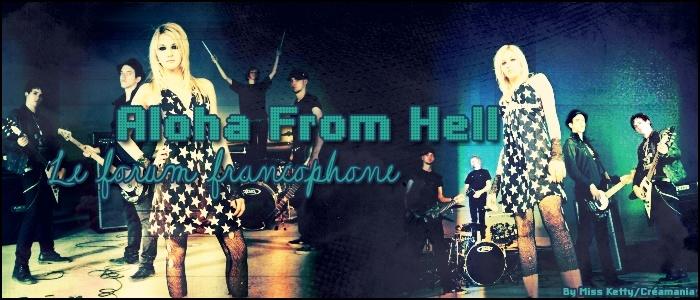 ♥ Willkommen im Aloha From Hell Forum ♥
