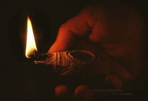 Images Israélites et Messianiques Lampes10