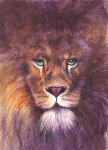 Images Israélites et Messianiques Lion1r10