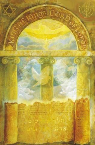 Poussés par L'Esprit Saint à suivre La Torah de Dieu Roides10