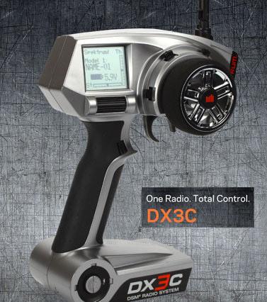 SPEKTRUM DX3C    Dx3c10
