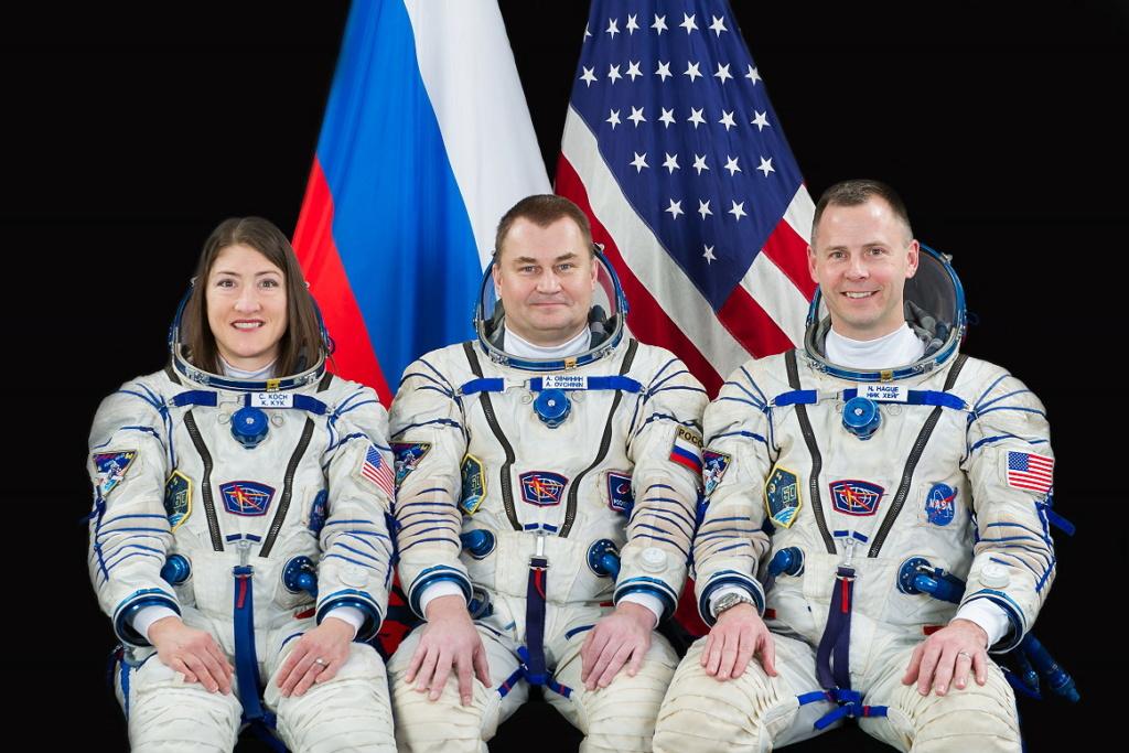 Soyouz-FG (Soyouz MS-12) - Baï - 14.03.2019 Soyuz-11