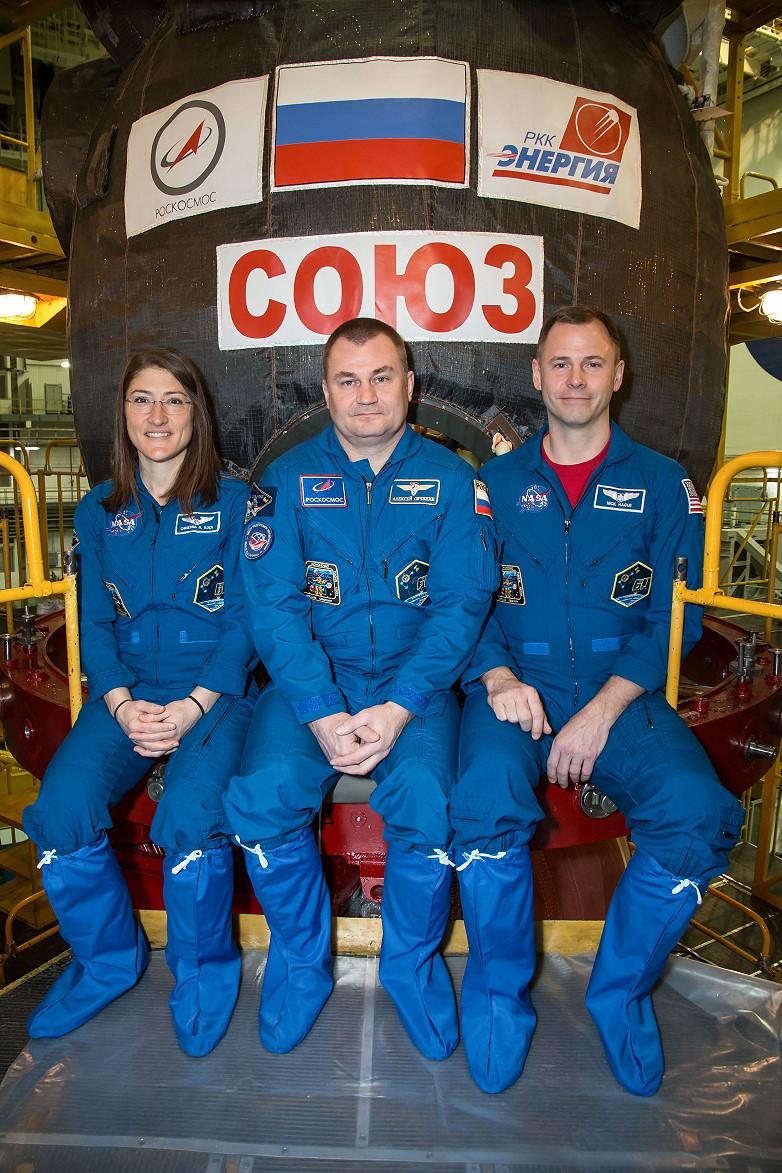 Soyouz-FG (Soyouz MS-12) - Baï - 14.03.2019 Soyuz-12