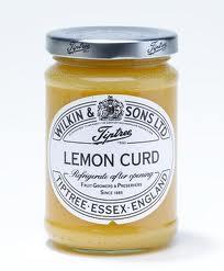Gâteau léger au Lemon Curd 1142