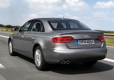 Audi revela A4 com consumos de 3,99 litros Audi210