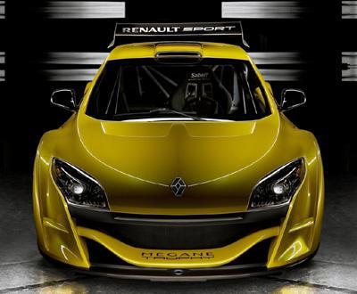 Renault Megane «desafia» Porsche GT3 Megane10