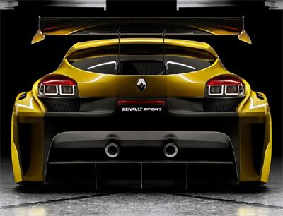Renault Megane «desafia» Porsche GT3 Megane11