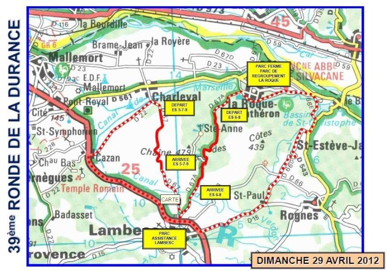39ème Ronde de la Durance le 28 et 29 Avril 2012 Duranc11