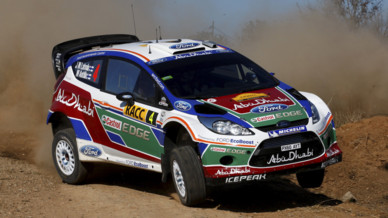 Petter Solberg chez Ford en 2012 Ford-f10