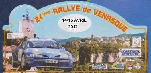 24éme Rallye national de venasque 2012 1er VHC Titou-12