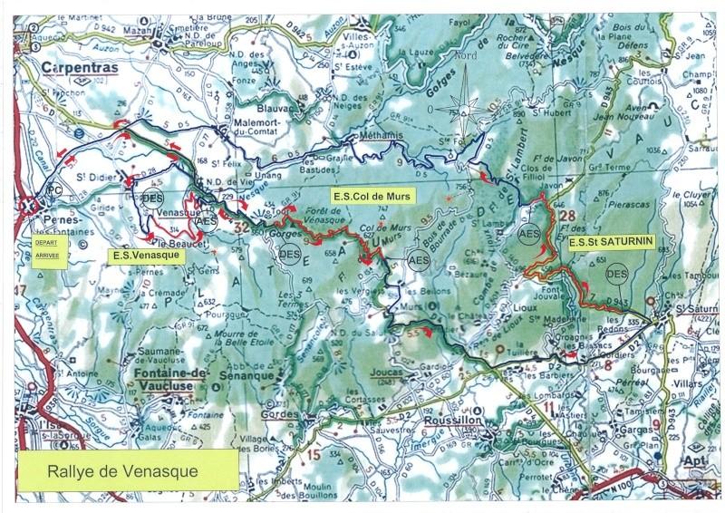 24éme Rallye national de venasque 2012 1er VHC Venasq10