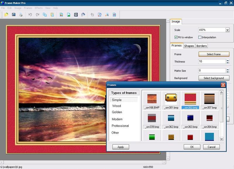 Frame Maker Pro Untitl10