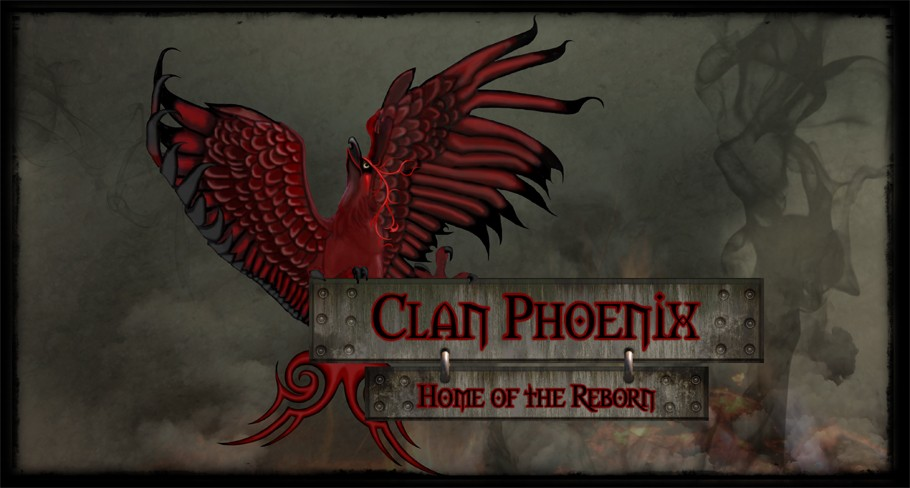 What CLAN PHOENIX IS ABOUT!!!! Phoeni10