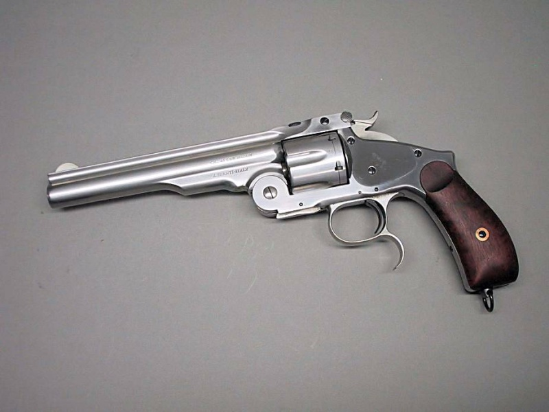LE SMITH & WESSON Schofield Russia10