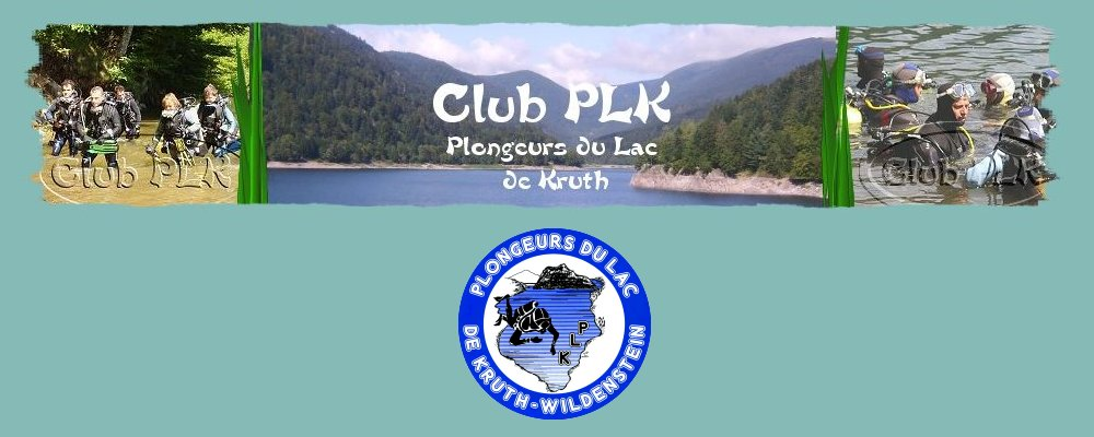 Forum du Club de Plongée PLK